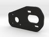 V2 3 Gear Laydown Motor Plate 3d printed