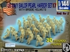 1-144 US Navy Pearl Harbor Set 17 3d printed