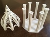 Gothic Chapel 3 Upper 3d printed Chapel with top and bottom separate