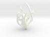 Finite Flame 3d printed