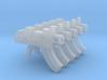 Angry Marines Mk87 Thunderbolt Pistols 3d printed