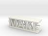 Make-It Keychain 3d printed