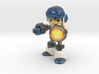 Beck (Mighty No. 9) 3d printed