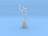 HO NSWGR LQ RH Offset Bracket Signal + Parts 3d printed
