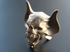 Vampire Head Bottle Opener (stand) 3d printed Vamp Head Bottle Opener on Stand