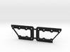 Rivarossi FM C-Liner Window Grille Frame 3d printed