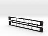 Rivarossi FM C-Liner Main Intake Grille Frame 3d printed