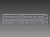 Volvo B58 Bus 1-1-0 N scale 3d printed