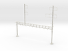 PRR LATICE POLE NORTH PHILLY CUSTOM STAG 5 Interlo 3d printed
