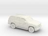 1/87 2000 Chevrolet Tahoe 3d printed
