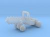 Chainsaw Car, Hot Wheels Size 3d printed