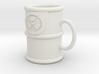 Weapons-Grade Espresso Mug 3d printed