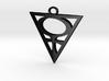 Goddesses: Venus Centered large pendant 3d printed