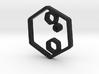 Hexagonal Mist 3d printed