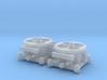 FAST 1/24 EFI 4150 X2 Sw 3d printed