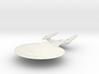 Sojourner Class  BattleCruiser 3d printed