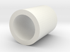 Tube squeeze / fixing cylinder matching tube 10/12 3d printed
