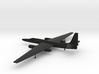 Lockheed U-2 Dragon Lady 3d printed