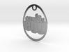 The Original Egg Earring 3d printed