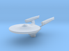 Constitution Class Refit 1/7000 Attack Wing 3d printed