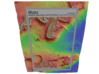 Mars Map: Martian Meanders - Vivid 3d printed