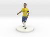 Neymar 3d printed