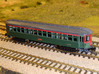 CNSM 712 - 733 series coach 3d printed Painted model