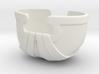 Rekki-Maru Scabbard Tip 3d printed