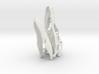 1:4 Utahraptor skull 3d printed