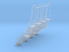 NYC - CR & PF Towers - Stair (4X) 3d printed