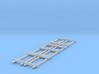 Timber baulks for BR Rectank 3d printed