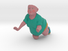 Fat Baby  3d printed