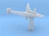 1:350 Scale AN/SPS-30 RADAR 3d printed