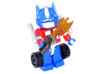 Ion Axe (for Kreon Minifigures) 3d printed