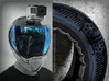 Paintball Mask Mount for GoPro Hero 1-7 & Session 3d printed Photo by: justinhatl   Empire EVS Mask