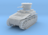 PV19C T1E2 Light Tank (1/87) 3d printed