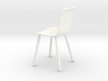 1:12 Chair Hardshell 3d printed