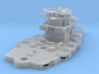 1/350 USS West Virginia BB-48 Superstructure 1941 3d printed