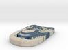 Swimming Kickboard 3d printed
