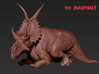 Procumbent Diabloceratops (Small / Medium size) 3d printed