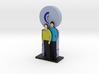 Enterprise: Kirk and Spock = DESKAPADES = 3d printed
