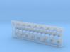 Poller und Seilführungen in 1:40 3d printed