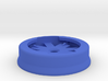 Garmin Eighth-Turn Socket Flat Mount 3d printed