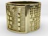 OGBEDI Ring Size 14 3d printed