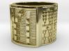 OGBESA Ring Size 11-13 3d printed
