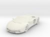 Printle Lambo Aventador 3d printed