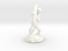 Kobold Archer Crouching  3d printed