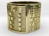 OGBETUA Ring Size 11-13 3d printed