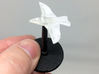 War Hawk Fighter, 4-pack 3d printed Looks good on a stand :), FUD before cleaning