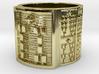 IWORIBOSA Ring Size 11-13 3d printed